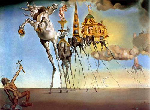 Salvador Dalí, 1946