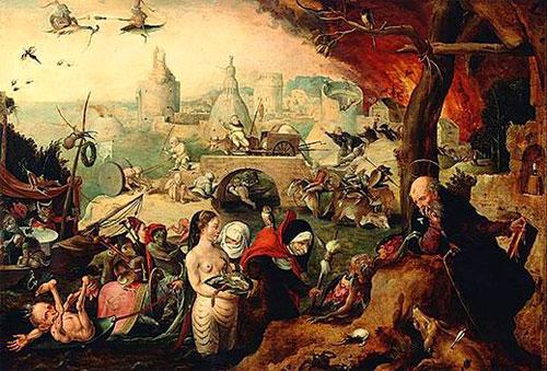 Pieter Huys, 1547