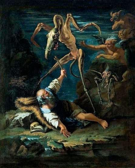 Salvator Rosa, 1645