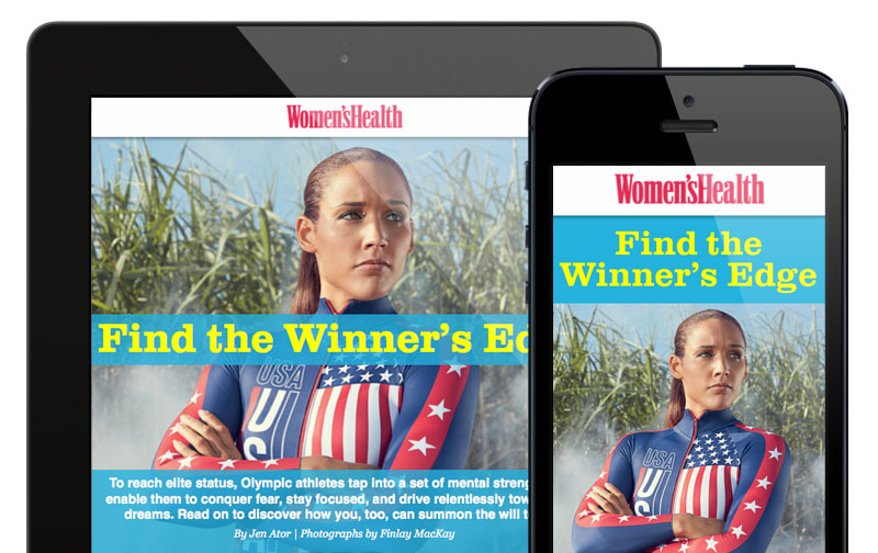 Responsive Website for Women's Health