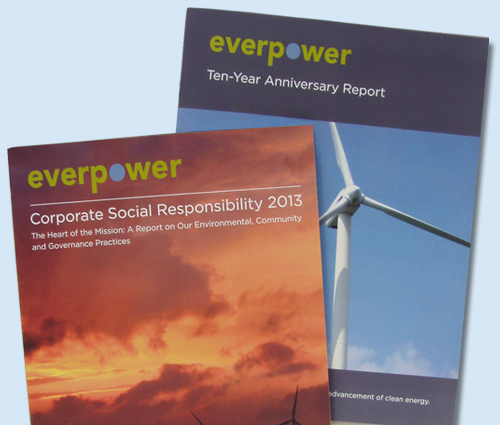 EverPower Corporate Reports