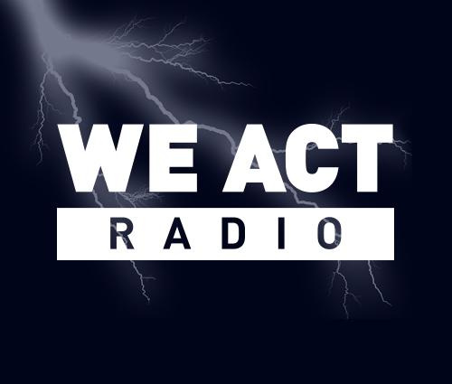We Act Radio Branding