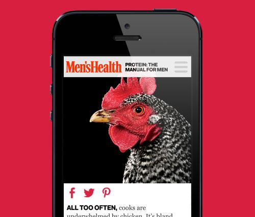 MensHealth.com/Meat